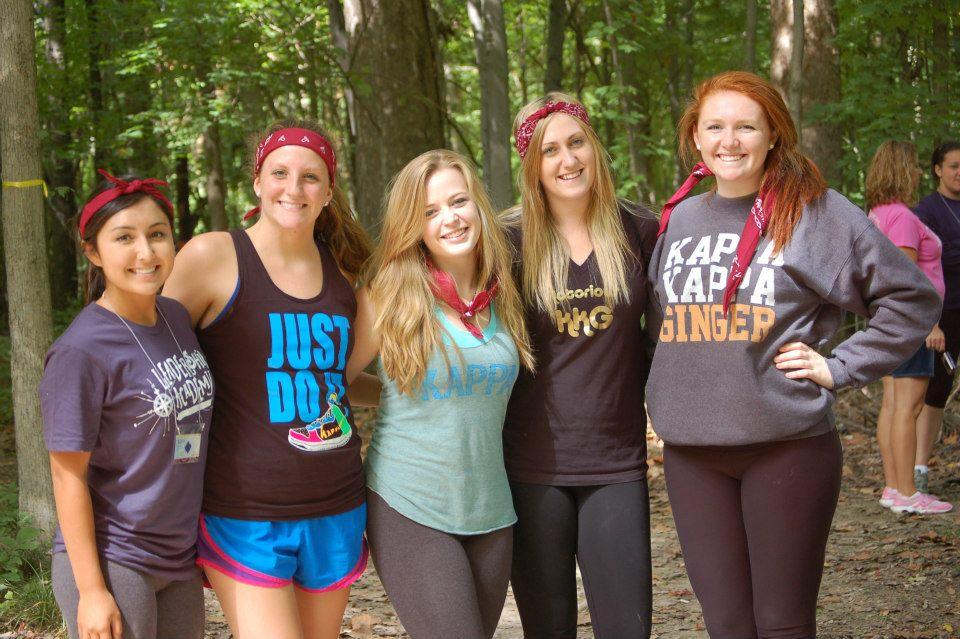 c737805b91d Molly Gondolf '14 Kappa Kappa Gamma Leadership Academy Experience Fall 2012